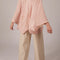 The Breeze Robe - Budelli Pink