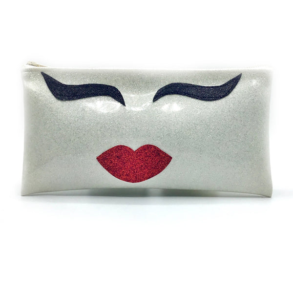 Makeup Face Clutch