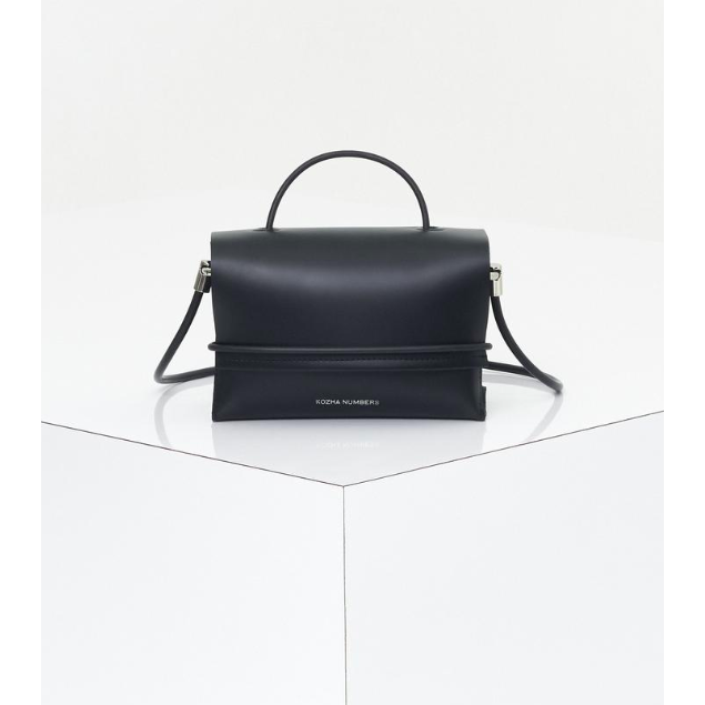 The Current Bag in Black