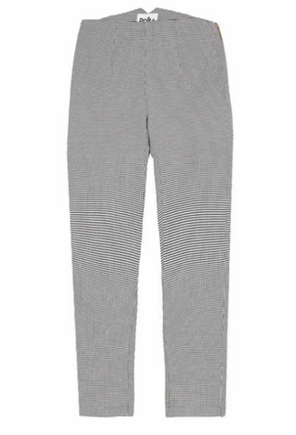 Classic Houndstooth Pants