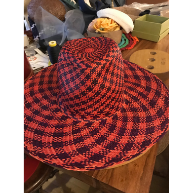 Extra Wide Brim Fedora Play Hat
