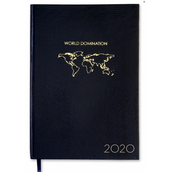 Diary 2020 World Domination