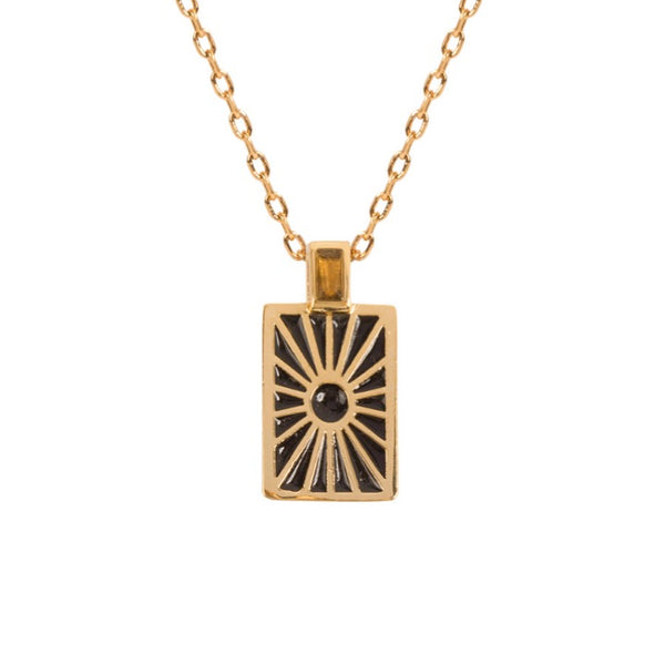 Tarot Necklace - The Sun