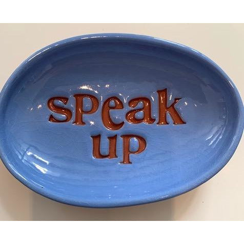 Speak Up Rock Pot