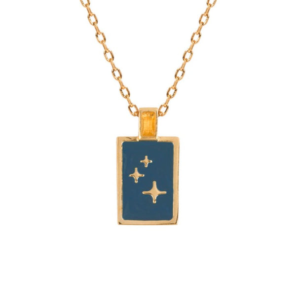 Tarot Necklace - The Star