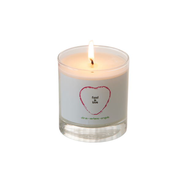 Food is Love Candle
