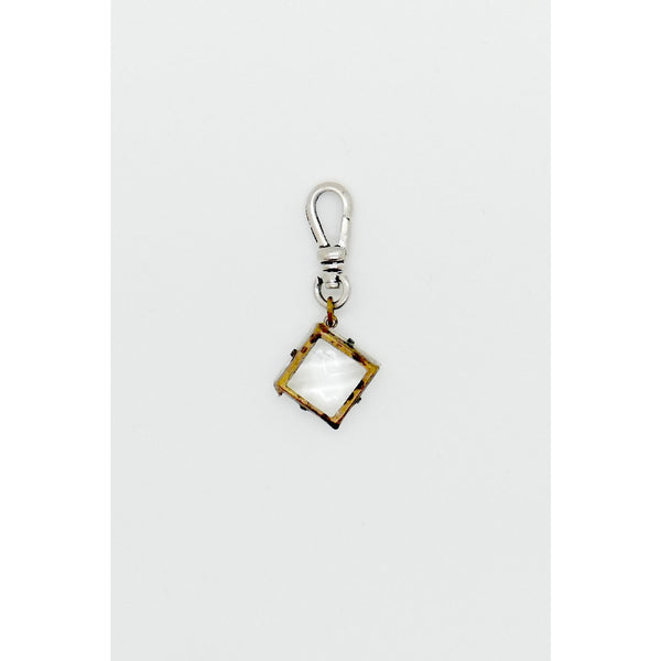 VC128 Vintage Charm - Clear Square