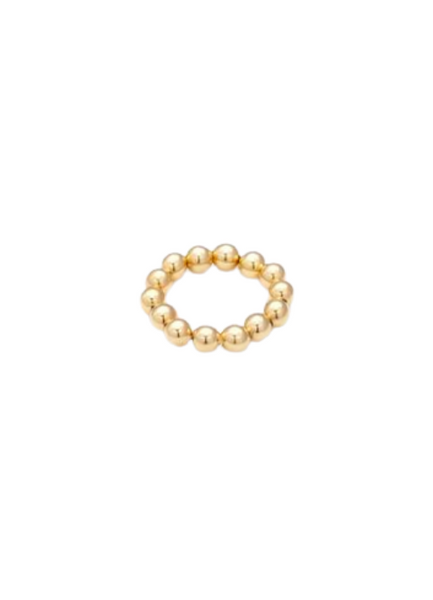 Kamilla Yellow Gold Ring