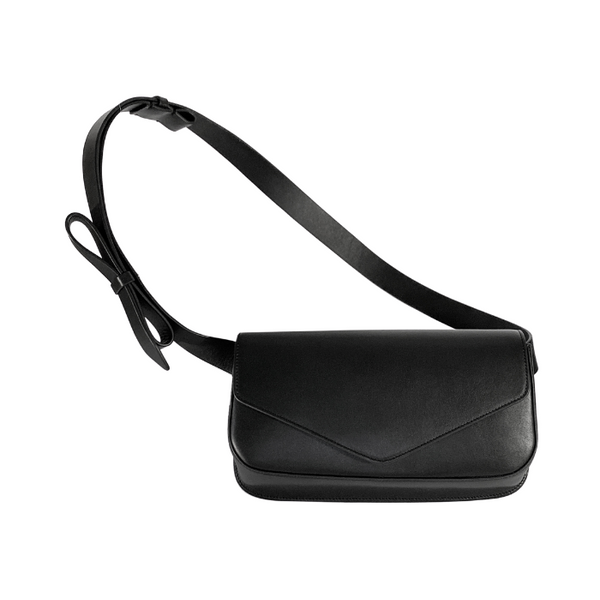 Giornal Medium Crossbody Bag - Alphalt