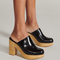 Dakota Clog - Black