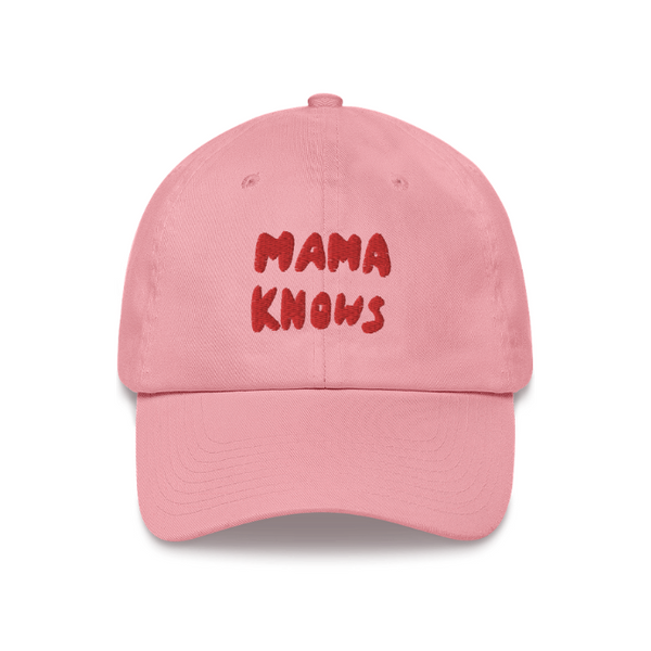 Mama Knows Hat