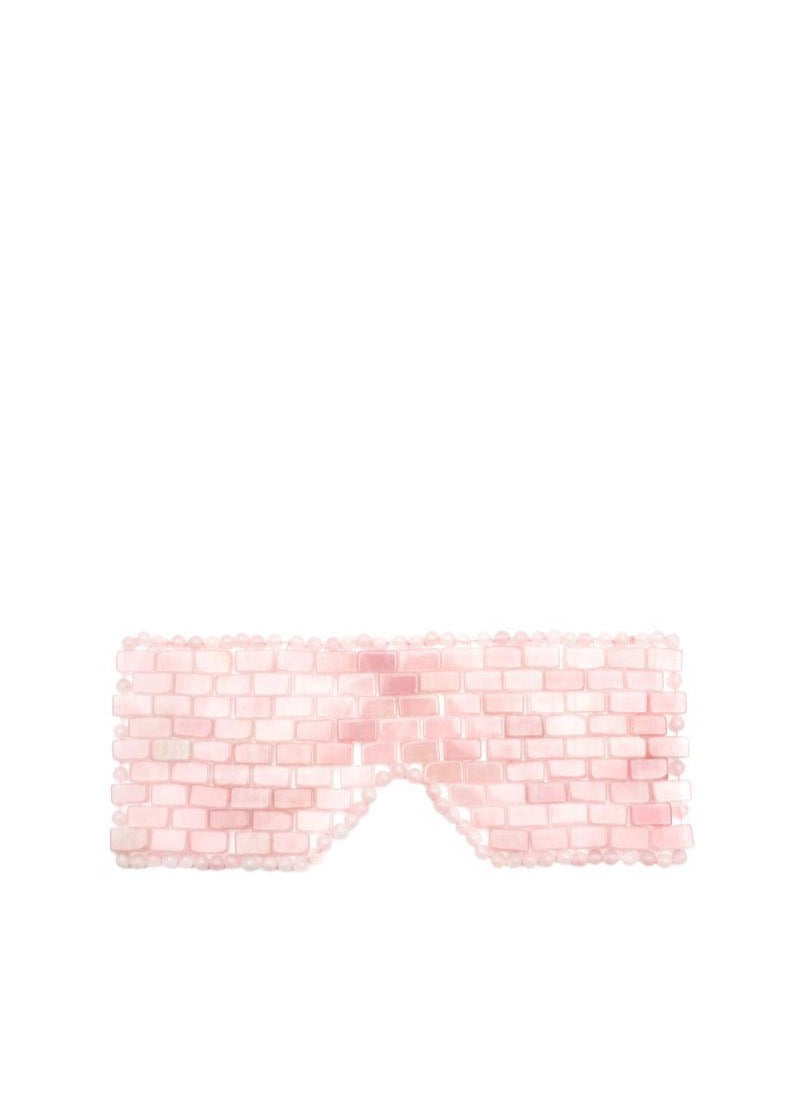 Self-Love ROSE QUARTZ EYE MASK