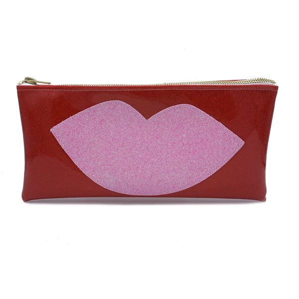 Hot Lips Clutch