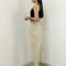 Relaxed-fit High Waisted Linen Pants