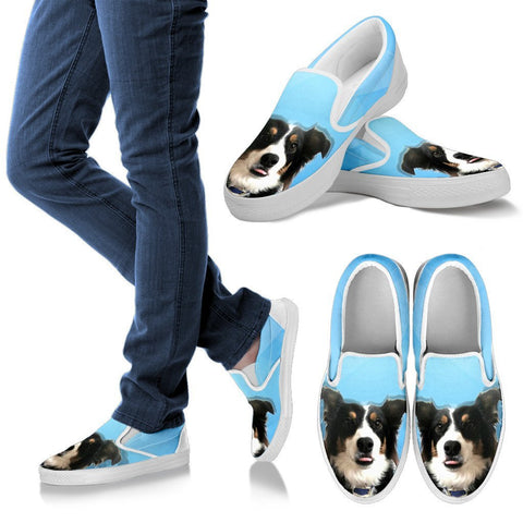 Customized Pet Print Slip Ons For Women-Free Shipping- (Influencer)