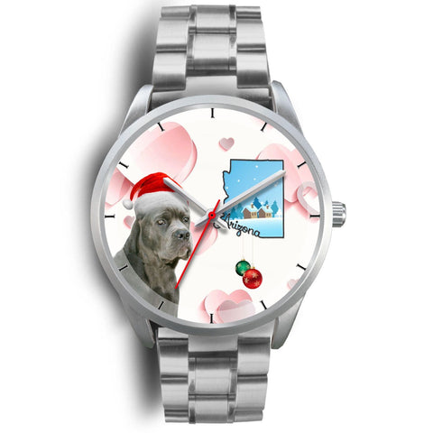 Cane Corso Arizona Christmas Speacial Wrist Watch-Free Shipping