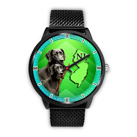Great Dane Dog New Jersey Christmas Special Wrist Watch-Free Shipping