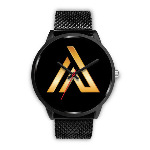 Apollo Premium Logo Watch (Gold)