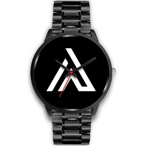 Apollo Logo Watch (White)