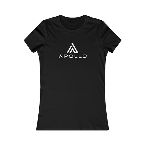 Women's Favorite Tee Slim Fit w/White Logo