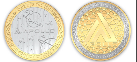 Limited Edition Apollo Coin