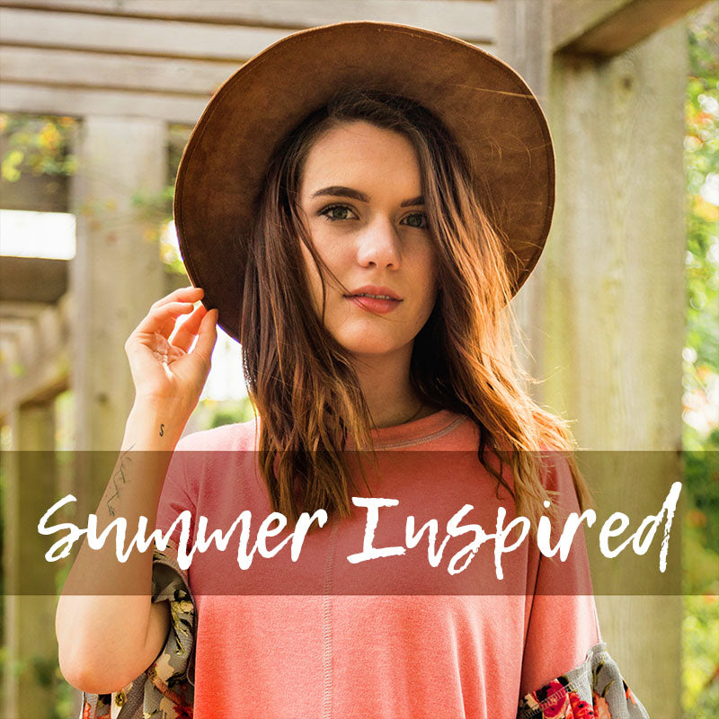 Summer Inspired Boutique Clothing Collection