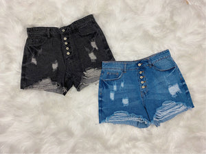Meant to be High Rise Shorts