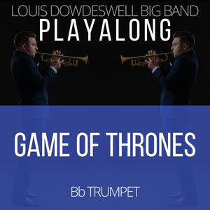 GAME OF THRONES - Solo Trumpet PlayAlong
