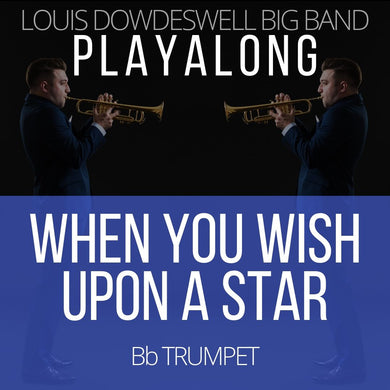 WHEN YOU WISH UPON A STAR - Solo Trumpet PlayAlong