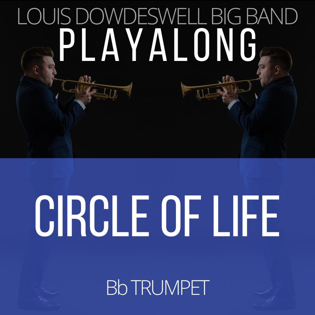 CIRCLE OF LIFE - Solo Trumpet PlayAlong