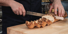 Load image into Gallery viewer, GM Series Stainless Steel Bread Knife