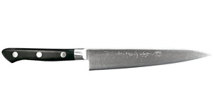 Kikuichi Cutlery Gold Warikomi (GS Series) petty knife. Available in sizes 12 cm and 15 cm.