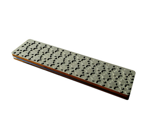Nano Hone Ridge Tech Lapping Plate 50 µm 60 mm x 240 mm
