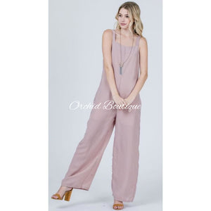 Ana Cozy Mauve Jumper - Orchid Boutique