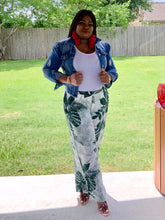 Load image into Gallery viewer, Palm Beach Wide Leg Pants
