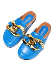 Load image into Gallery viewer, Chunky Chain Loafer (PRE-ORDER)