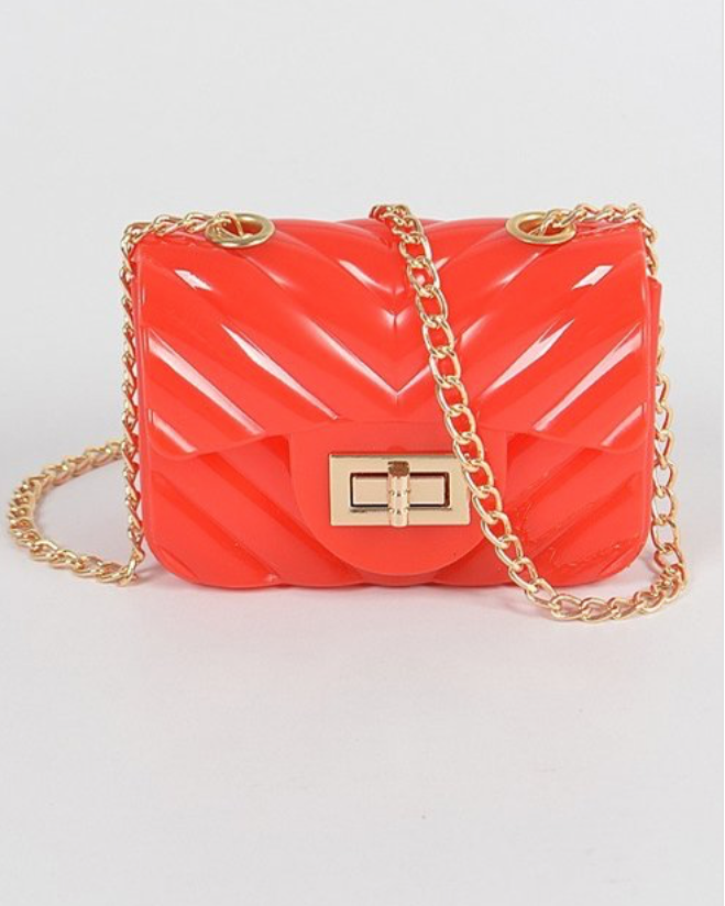 Rio Jelly Mini Bag