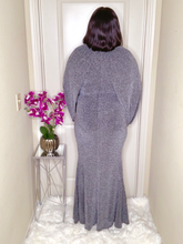 Load image into Gallery viewer, Louisa Luxe Shimmer Maxi Dress