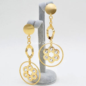 Mia Bold Earrings - Orchid Boutique