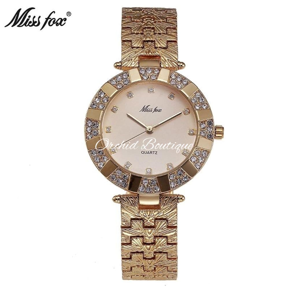 Miss Foxx Classic Watch - Orchid Boutique