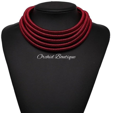 Victoria Choker Necklace Necklace