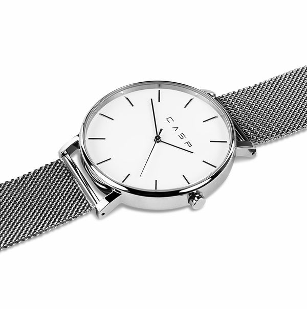 MAMBO 46MM MESH WATCH