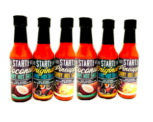 Gift & Party Packs #STARTSAUCE