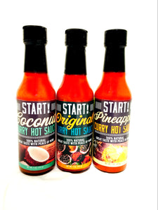 START! Sauce e-GIFT CARD (Choose Your Amount)