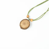 Essential Oil Diffuser Necklace - Pink