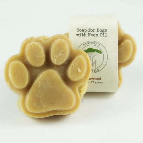 Dog Soap - Cedarwood