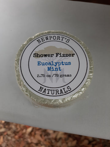 Shower Fizzer - Eucalyptus Mint