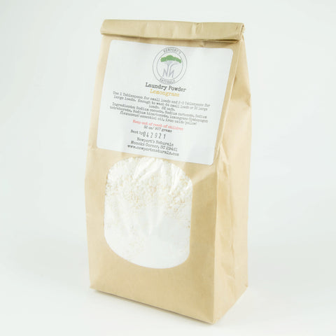 Laundry Powder - Lemongrass