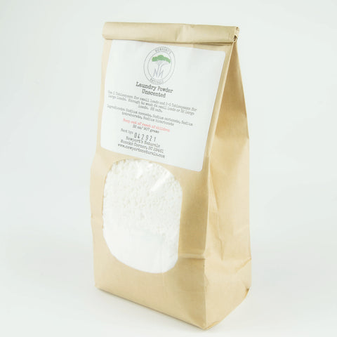 Laundry Powder - Unscented