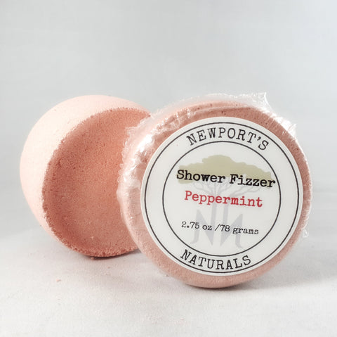 Shower Fizzer - Peppermint
